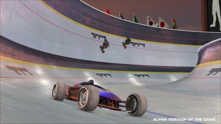 Imagen de TrackMania Nations