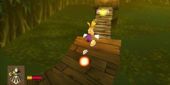 Rayman 3D an�lisis