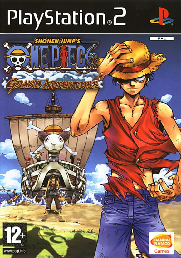 one piece grand adventure para ps2 3djuegos