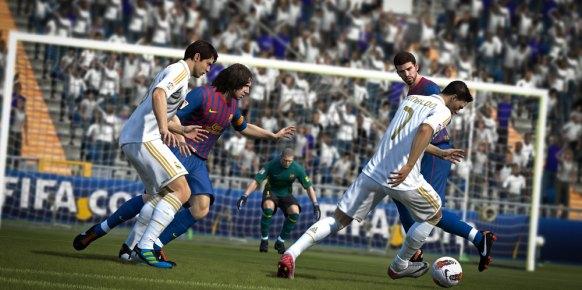 FIFA 12 análisis