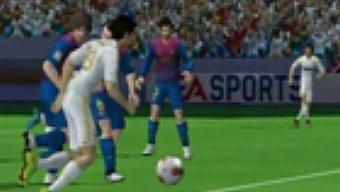 Video FIFA 12, Gameplay: El Clásico en tu Wii