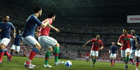 PES 2012: Impresiones jugables