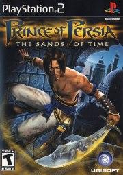 Carátula de Prince of Persia: Las Arenas del tiempo - PS2