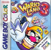 Carátula de Wario Land 3 - GBC