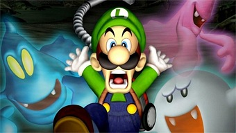 Los autores de Ocarina of Time 3D desarrollan Luigi's Mansion para 3DS