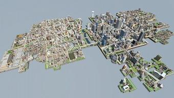 Sayama City, la más espectacular ciudad construida en Minecraft