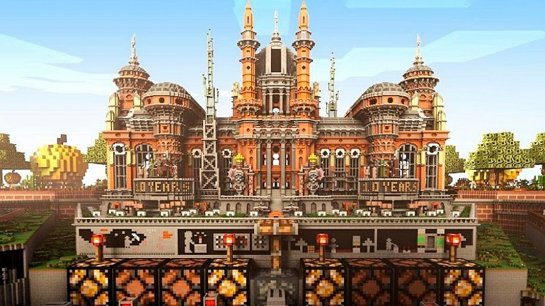El mapa del 10 Aniversario de Minecraft esconde varios secretos para los fans Minecraft-4863277