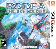 Carátula de Rodea: The Sky Soldier - 3DS