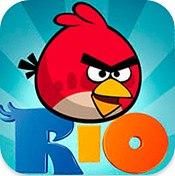 Carátula de Angry Birds Rio - iOS
