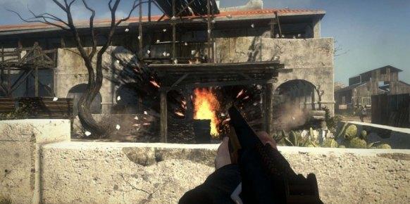 Call of Juarez The Cartel (PlayStation 3)