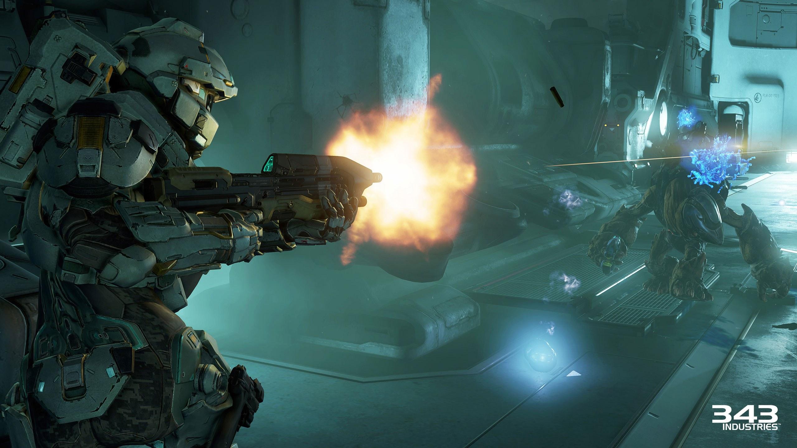 Xbox Defiende La Ausencia De Cooperativo Local En Halo 5 Guardians