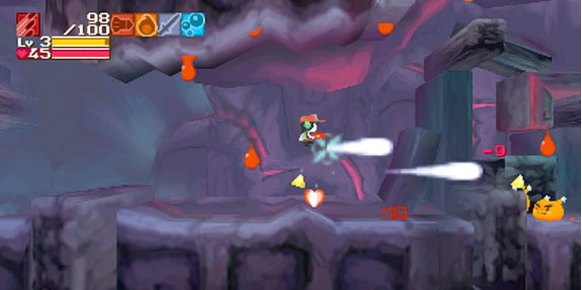 Cave Story 3D an�lisis