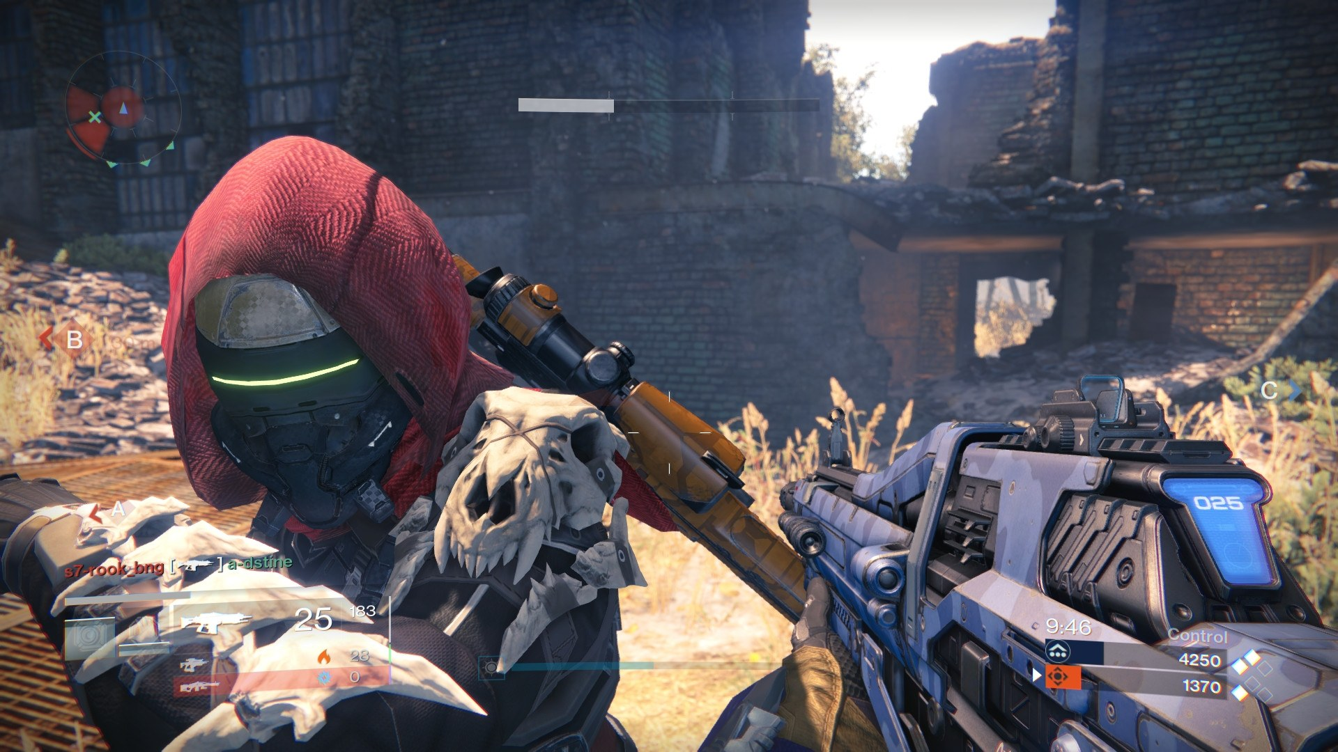 Destiny Descarta El Multijugador Local 3djuegos