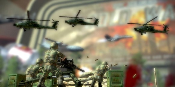 Toy Soldiers Cold War an�lisis