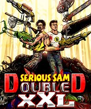 Carátula de Serious Sam DD XXL - PS3