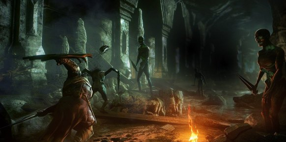 Dragon Age Inquisition: Dragon Age Inquisition: Impresiones GamesCom