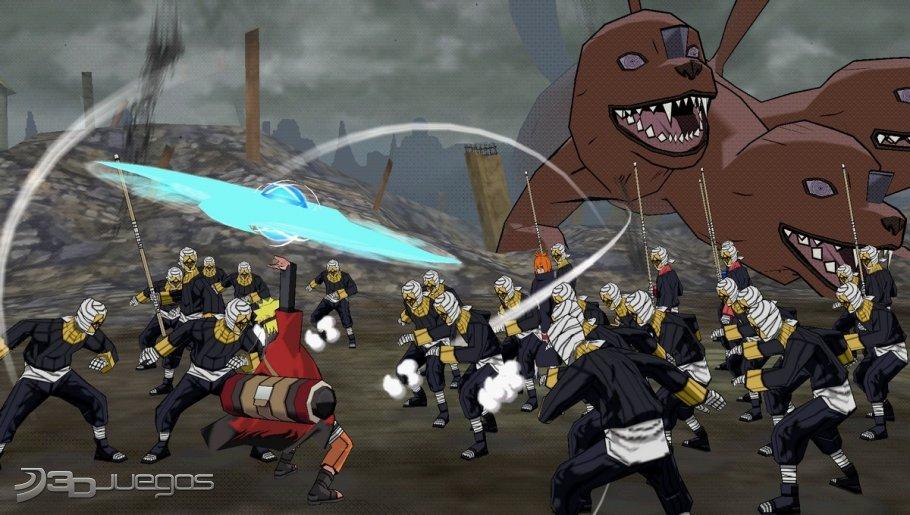 Naruto Ultimate Ninja Impact - An�lisis