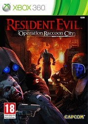 Resident Evil: Raccoon City Xbox 360