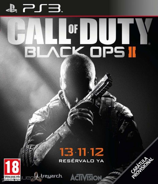 Call of Duty Black Ops 2 para PS3 - 3DJuegos M1216 Black Ops 2