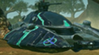 Video Planetside 2, Azure Twilight