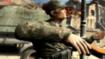 Video Sniper Elite V2, Gameplay: Exceso de Valentía
