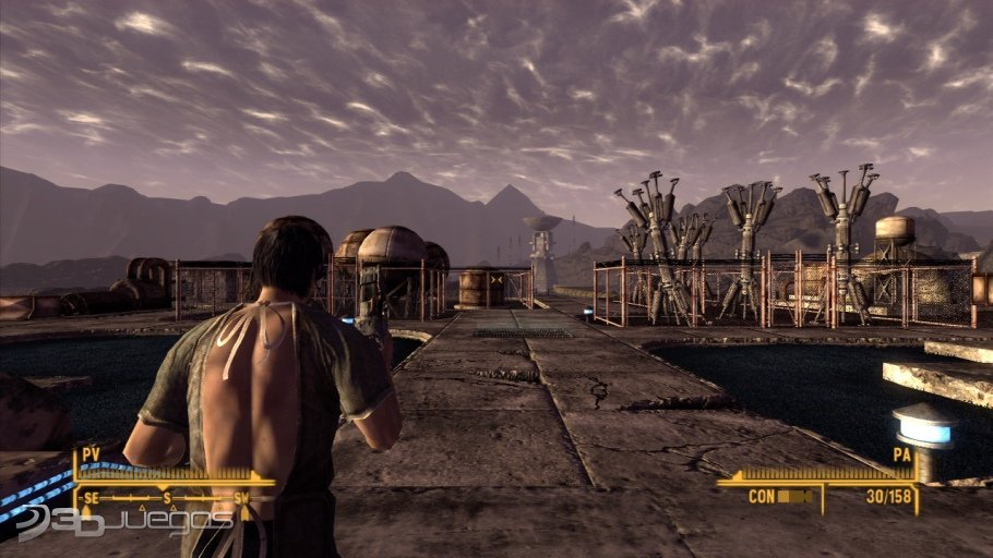 New Vegas Old World Blues - An�lisis
