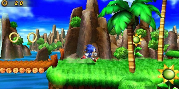 Sonic Generations an�lisis