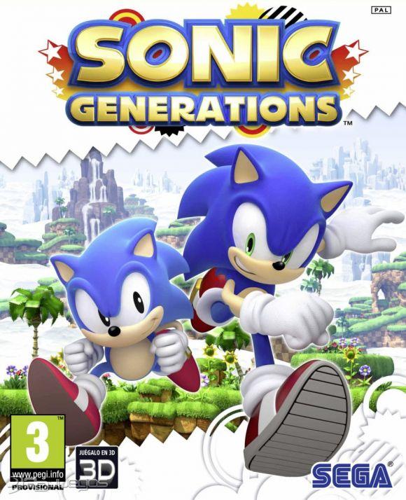 Sonic Generations Para Pc 3djuegos
