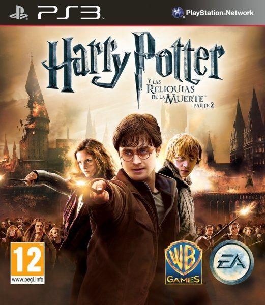 Harry Potter Y Las Reliquias De La Muerte Parte Ii Para Ps3 3djuegos