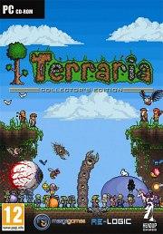 Car�tula oficial de Terraria PC