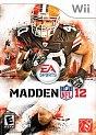 Madden NFL 12 Wii