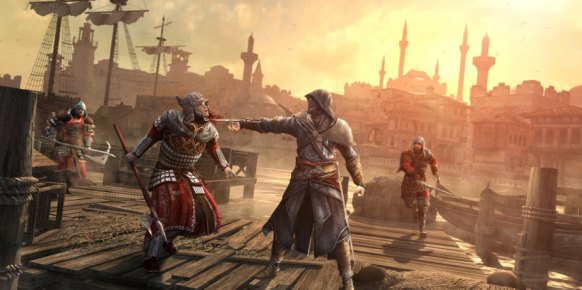 Assassin's Creed Revelations: Impresiones E3 2011
