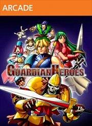Carátula de Guardian Heroes - Xbox 360