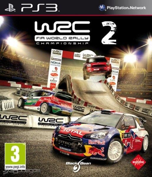 WRC 2 para PS3 3DJuegos