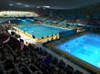 Pabellón acuático (Londres 2012: El Videojuego)
