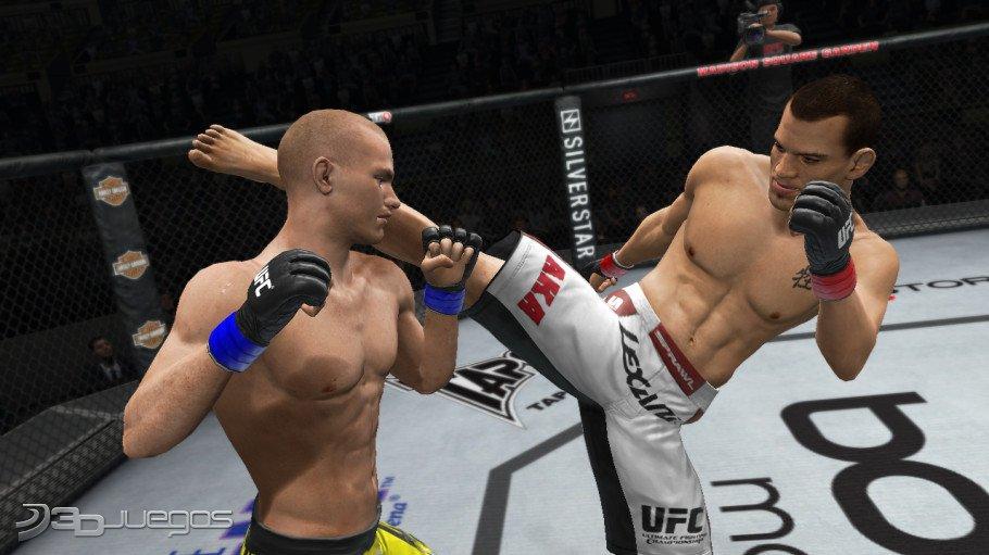 UFC Undisputed 3 - An�lisis