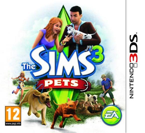Carátula de Los Sims 3 ¡Vaya Fauna!