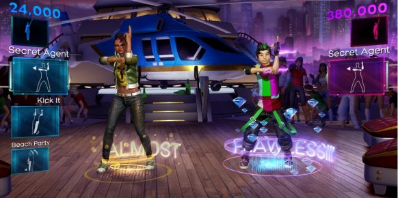 Dance Central 2: Impresiones jugables Gamescom