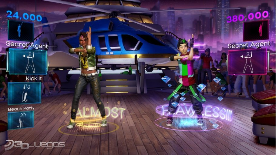 Dance Central 2 - Impresiones jugables Gamescom