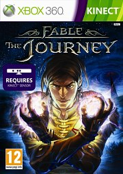 Carátula de Fable: The Journey - Xbox 360
