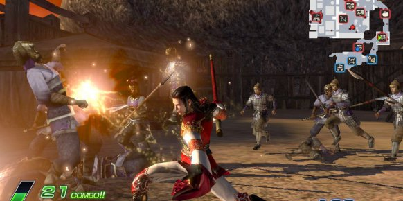 Dynasty Warriors Next Vita