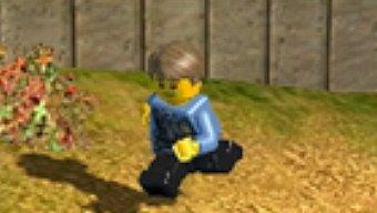 Video LEGO City Undercover, LEGO City Undercover: Gameplay: Persiguiendo Matones