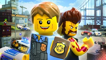 Video LEGO City Undercover, Tráiler Nintendo Switch