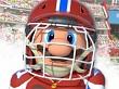 �Super Mario y el f�tbol americano? Esta es la espectacular respuesta de un aficionado