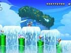 Pantalla New Super Mario Bros U