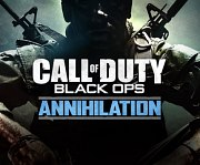 Carátula de Call of Duty: Black Ops - Annihilation - PS3