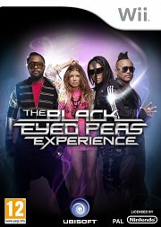 Carátula de The Black Eyed Peas Experience - Wii