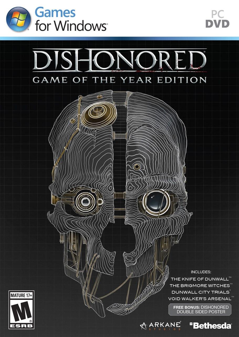 Dishonored estrenará su edición Juego del Año el 11 octubre