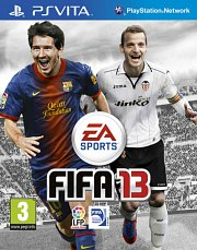 Carátula de FIFA 13 - Vita