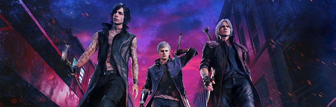 Análisis Devil May Cry 5